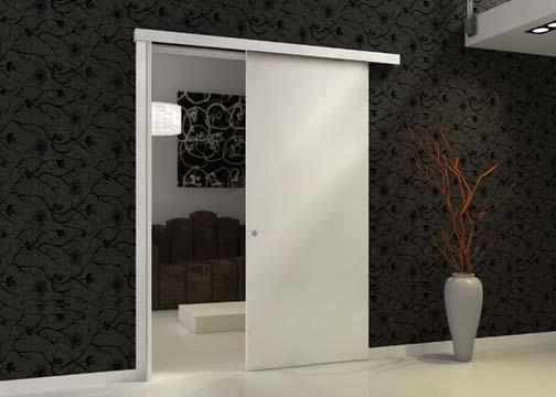 Porte scorrevoli esterno muro - Porta mantovana ...